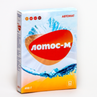 Стиральный порошок «Лотос-М», Автомат 400 г